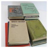 (12) Vintage Hardback Books-Miss Lou, 1947