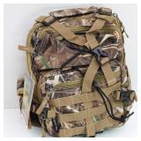 New -Extreme Pak Camo Sling Backpack