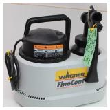 "Wagner ""Fine Coat"" System Paint Sprayer"