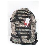 "New-19"" Camo Molle Backpack Bull Gator"