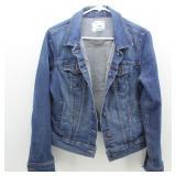 Old Navy Blue Denim Jacket size Medium