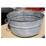 Vintage Wash Tub