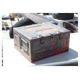 Q Lage Metal Ammo Box