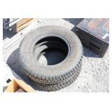 (2) Winter Radial Tires