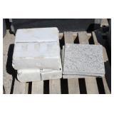 "(30) 12"" x 12"" Granite Tile Squares"