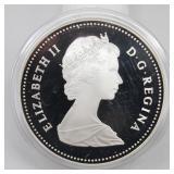1882-1982 Regina Canada Silver Dollar