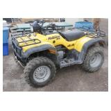 Honda Foreman ES 4x4 Traxlok ATV