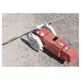 Ace Metal Lawn Tractor Sprinkler