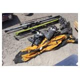 Atomic /Rossignol Skis, Technica Duo 50/Head Boots
