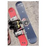 (2) Snow Boards-Convert/Lamar plus
