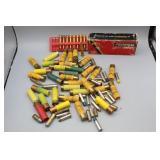 8rds 223 REM Cartridges, 34rds 20Ga. Shotshells