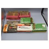 84rds 270 WIN Cartridges, 17rds 270 WIN Brass