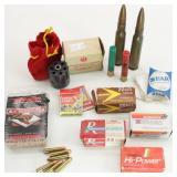 115rds .22 Long Rifle Bullets-approx, CYLINDER for