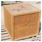 Large Wood Box/Crate