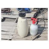 (2) Yard Sprayers 1-3 gal & 1-1 gal.