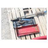 Slide Hammer & Tool Trays