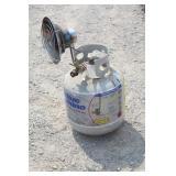 Blue Rhino 17lbs. Propane Tank w/Mr.Heater