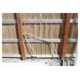 Pipe Safety Rail for Steps