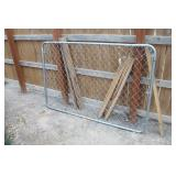 5½ft Chain Link Gate