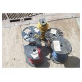 5 Spools of Electrical Wire