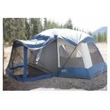 Kelty Ridgeway 10½x17ft Tent with Deviders