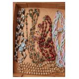 (5) Costume Necklace & Earring Sets