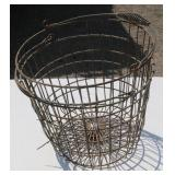 (2) Potato Baskets