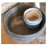(8) Feed Buckets