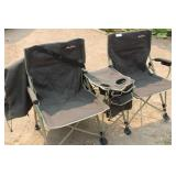 Doule Folding Chair
