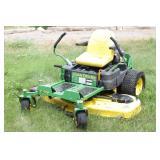 John Deere Z375R ZTR Lawn Mower