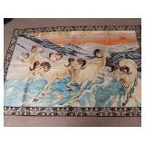 Bighorn Sheep Tapestry