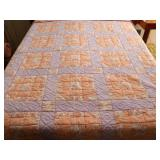 Quilt, Hand-Quilted