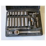 "3/8"" Drive Socket Wrench Set"