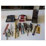 Box of Drill Bits, Carpenter