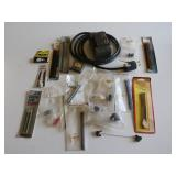 Box of Scroll Saw Blades & more