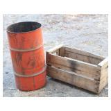 sm Orange Barrel