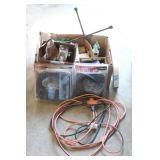 Bargain Lot: Tie-Downs, Cords, Hose Connectors...