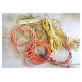Assortment of Electric Cords