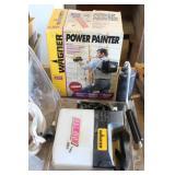 Wagner Power Painter & Roll Away Painter