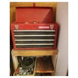 Bargain Lot: Craftsman Toolbox, Master Lock &