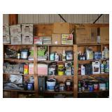 Bargain Lot: Screws, Nails, Lights, Oils &