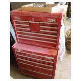 Craftsman Home Tool Storage and Contents