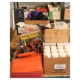 Bargain Lot: Dog Trimming Tools, Jumper Cables,...