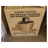Richmond 5qt Ice Cream Freezer