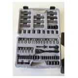 Stanley Black Chrome Socket Sets...