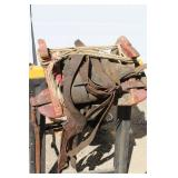 Pack Saddle with Tack