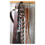 (6) Reins and Harness