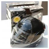 Motorcycle Helmet w/Blink Bluetooth - Size XL