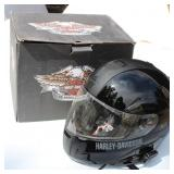 Harley Davidson Motorcycle Helmet w/Bluetooth - XL