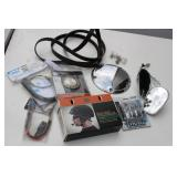 Motorcycle Mirrors, Audio Part, Communication